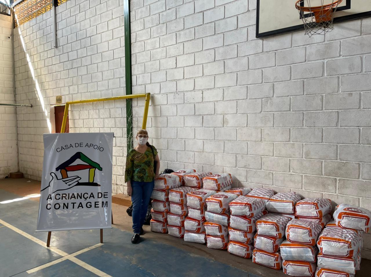RHI Magnesita auxilia municípios e comunidades no combate à pandemia