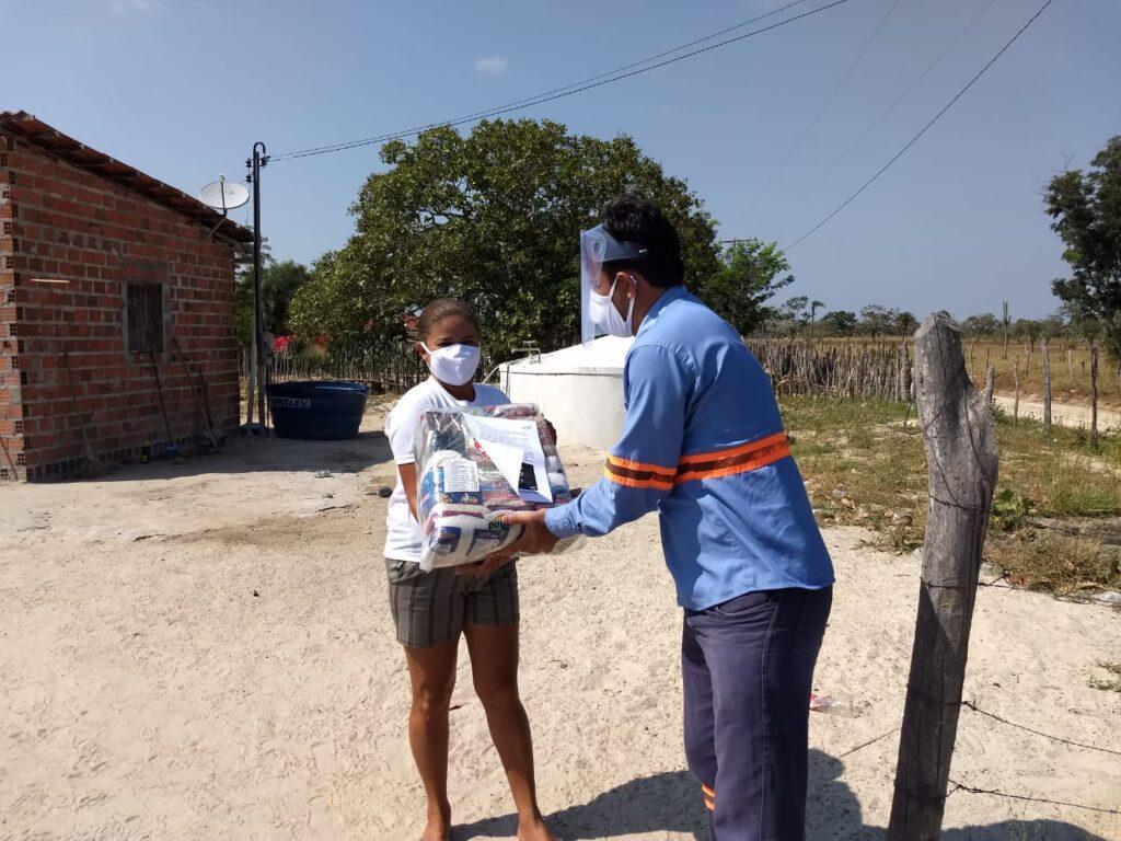 Lipari Mineração reforça suporte à comunidade de Nordestina
