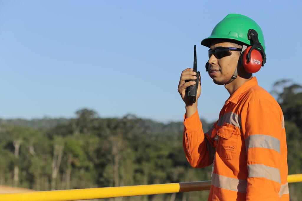 Mina Tucano realiza 1º Programa de Trainees