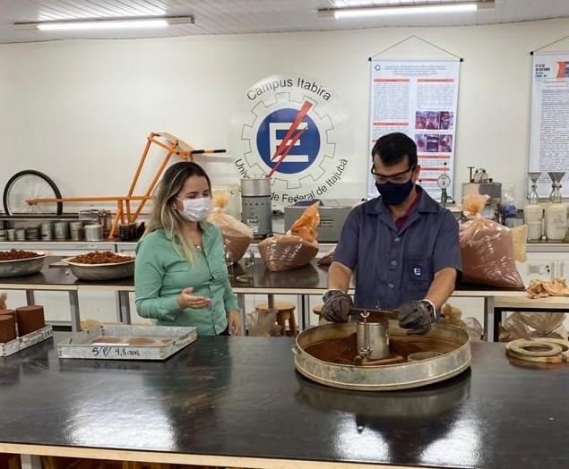 Vale lança programa de infraestrutura viária com doação de areia proveniente da mineração de ferro