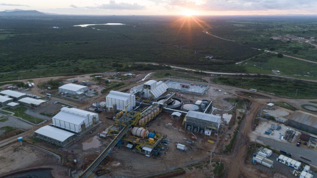 Mineração Vale Verde celebra a conclusão das obras durante o e-Mineração