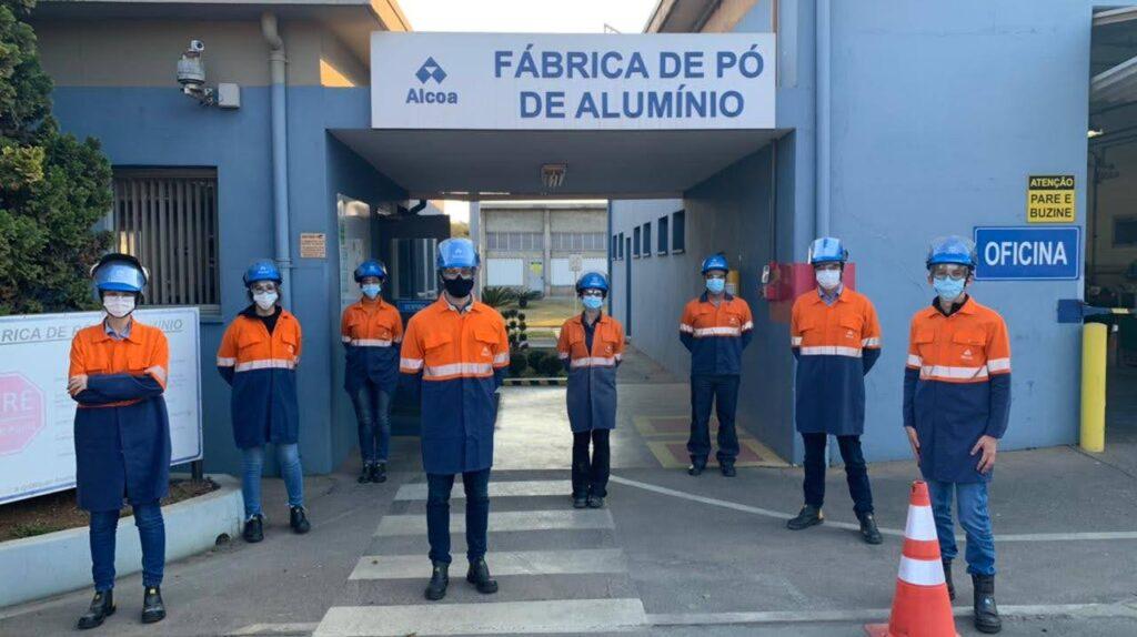 Alcoa consolida 'cultura de segurança' em suas operações