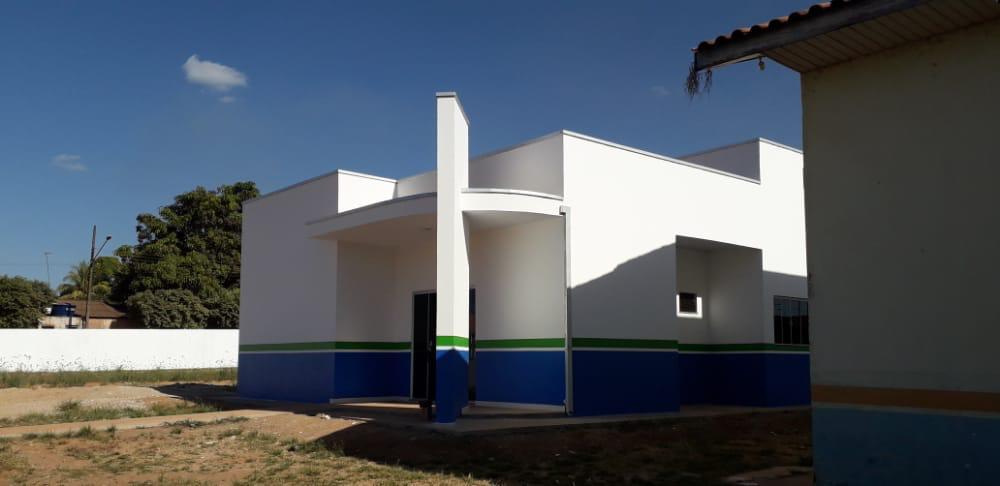 Nexa conclui reforma e ampliação no CRAS e Centro Viva em Aripuanã